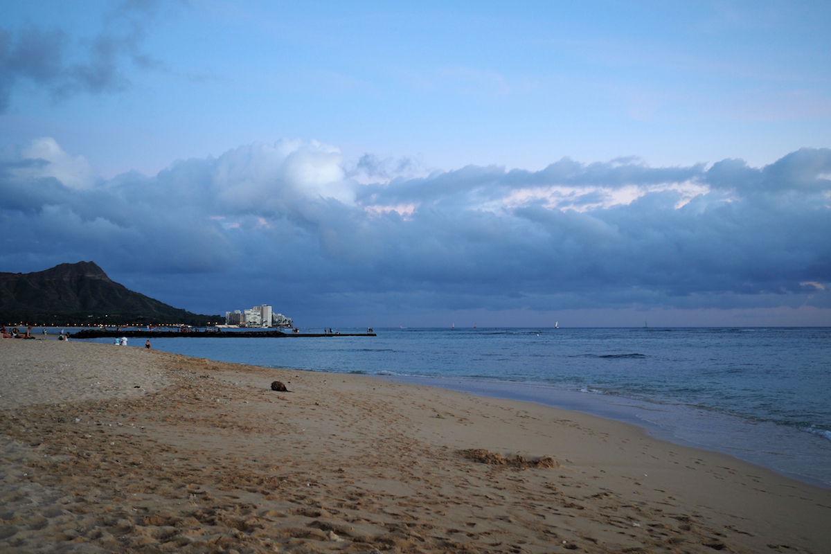 honolulu-army beach