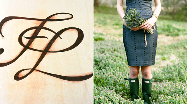 wood-burned-monogram-denim-bridesmaid